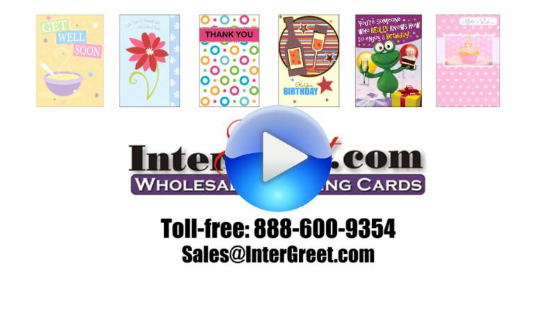 greeting card wholesaler
